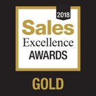 Spendeo®: Χρυσό βραβείο στα Sales Excellence Awards 2018!